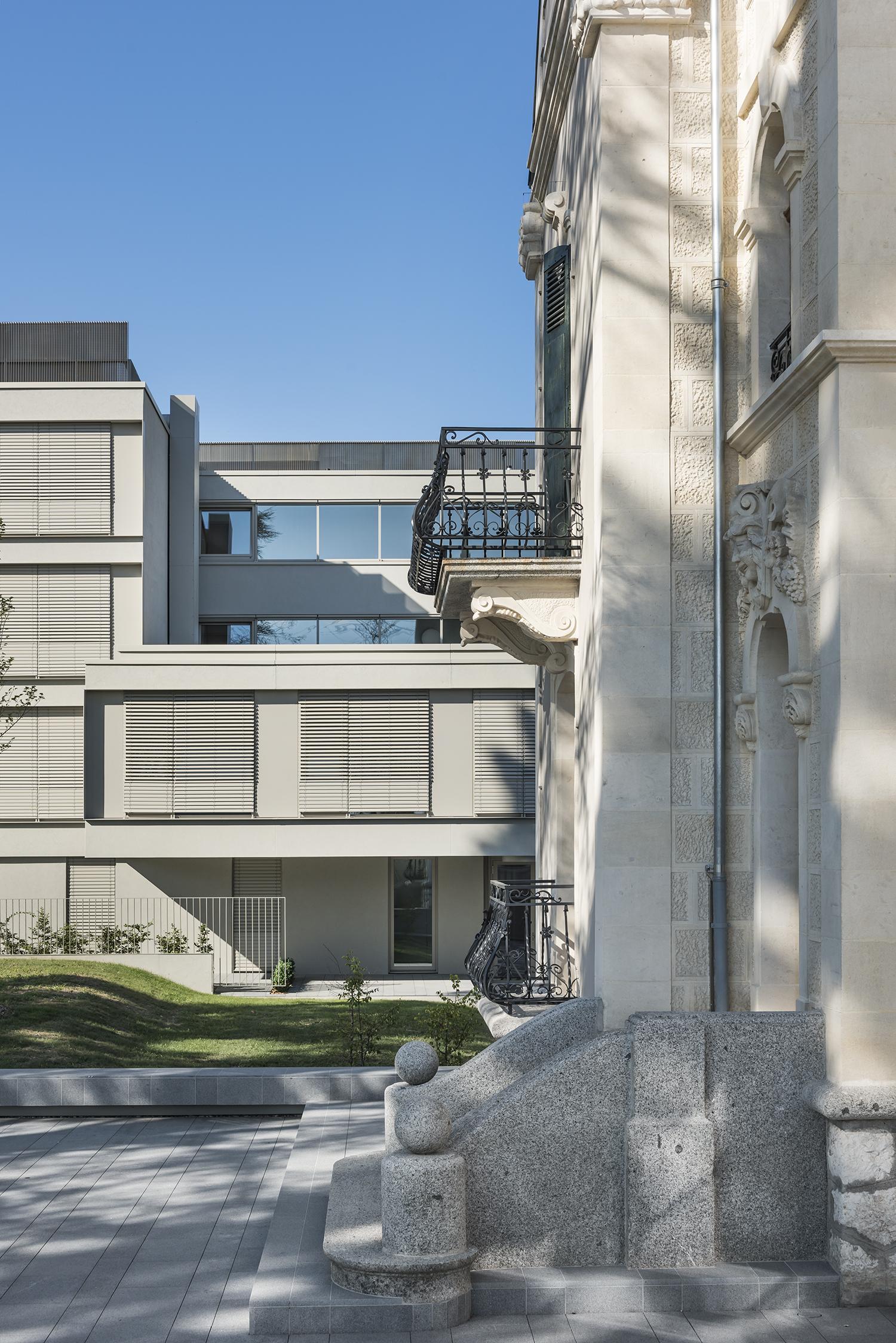Home à Perly-GE, Amaldi Neder Architectes, Carouge Genève; 170